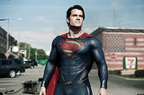 Superman in Man of Steel