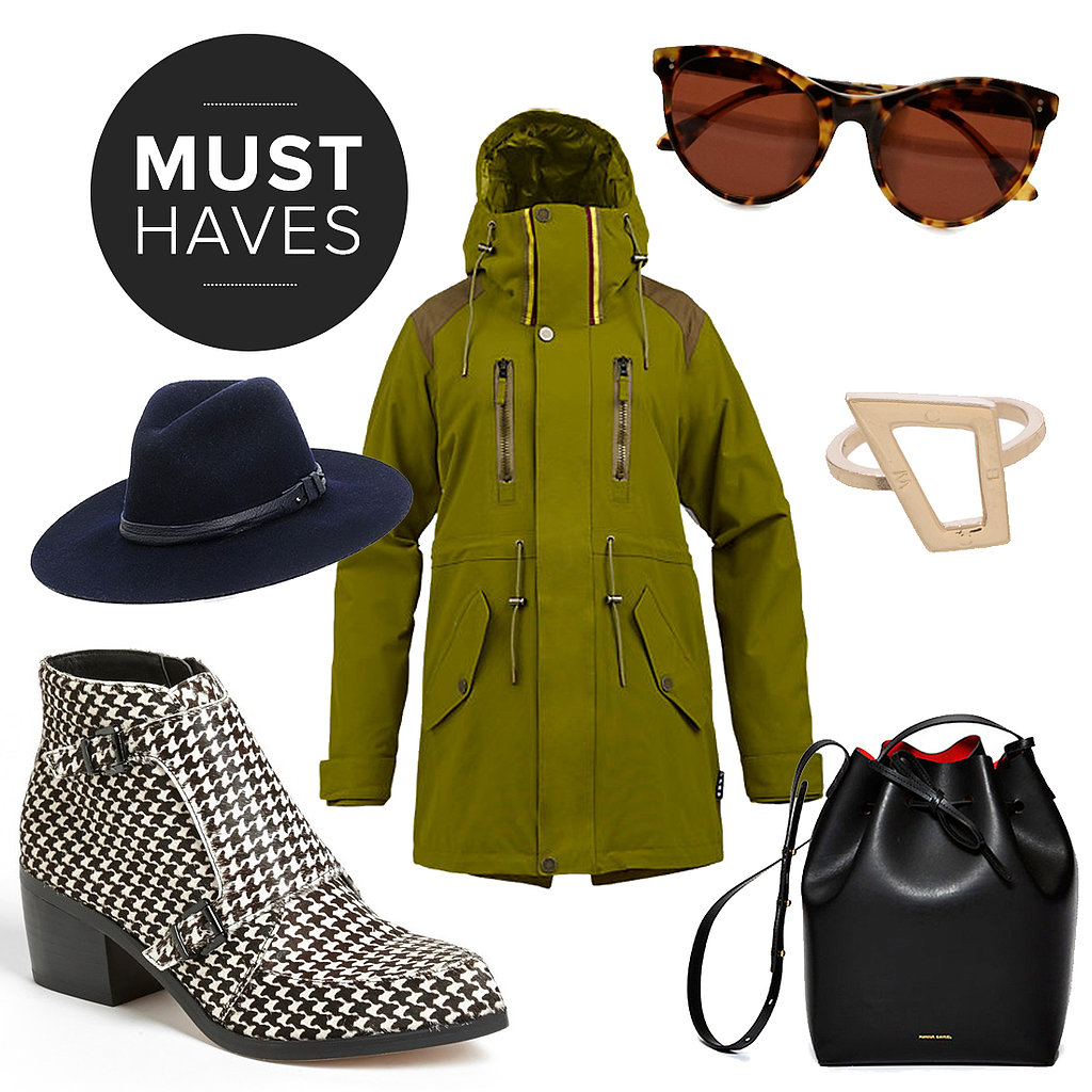 Winter Fashion Shopping Guide | January 2014