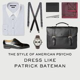 Menswear Inspired by American Psycho