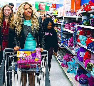 Beyonce Surprises Fans at Walmart, Buys Her Album Inside Store: See the Pictures