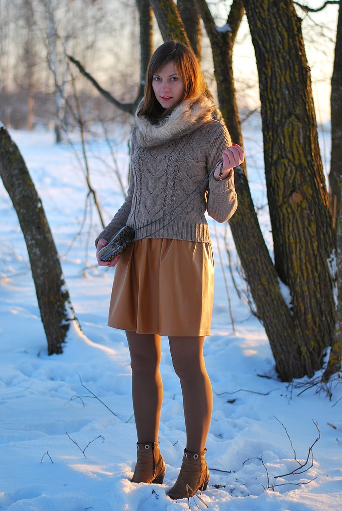 Congrats, EuphoriasRoom! Your cozy cable-knit is exactly what we want to wear on a chilly Winter day.