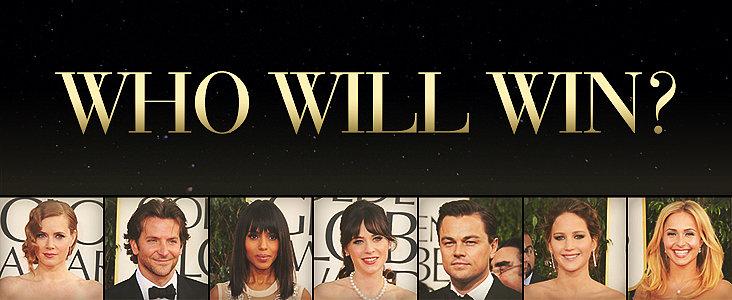 Fill Out Our 2014 Golden Globes Ballot