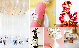6 Clever Engagement Party DIY Projects