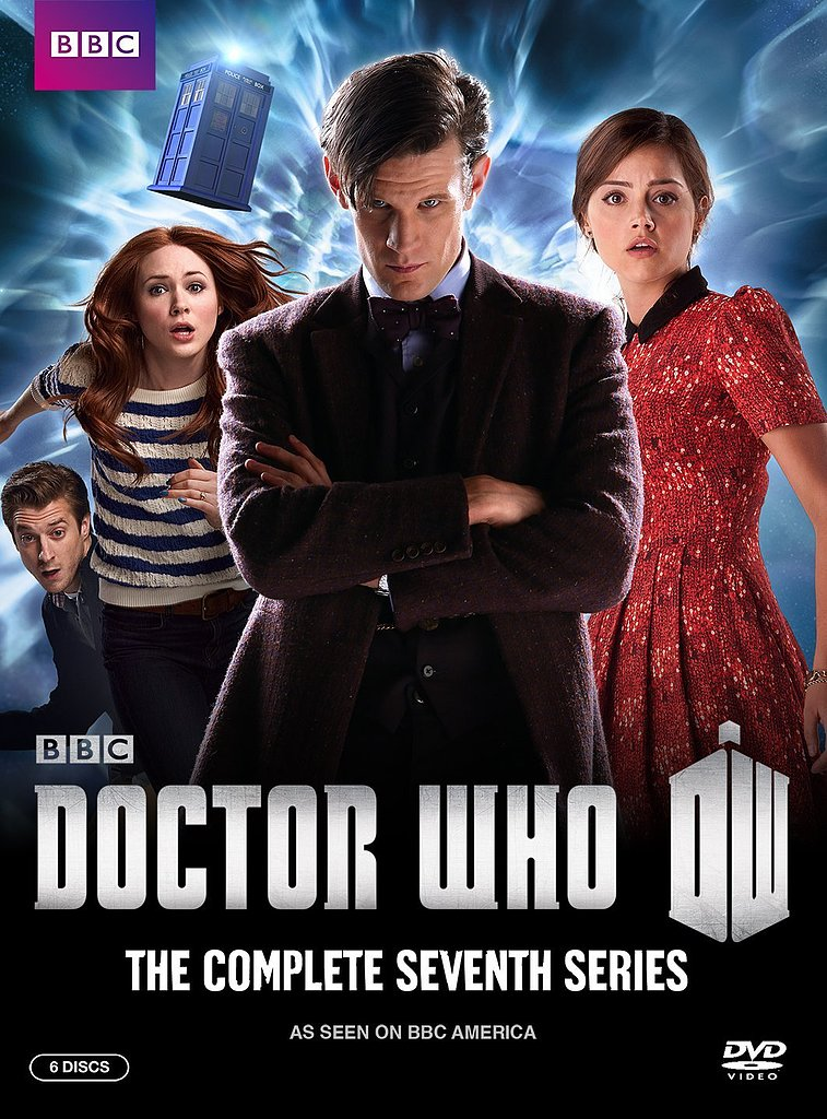 Doctor Who Complete Series Seven