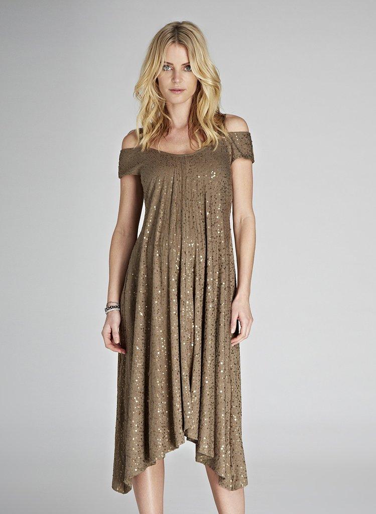 Isabella Oliver Marie Sequin Dress
