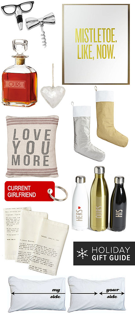 <h2>Gifts For the Couple That Just Shacked Up</h2>