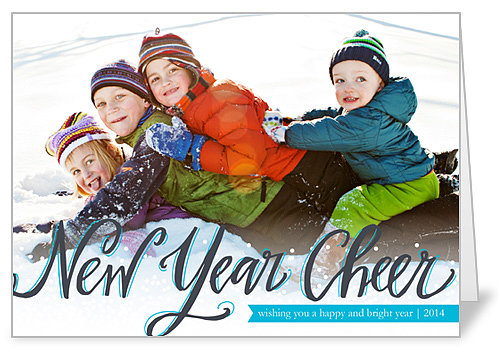 Cheer All Year Card