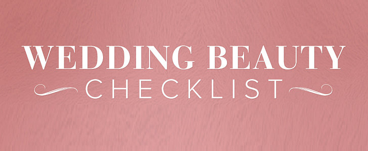 Download the Ultimate Wedding Beauty Planning Checklist!