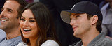 Mila Kunis and Ashton Kutcher's Unique Date Night