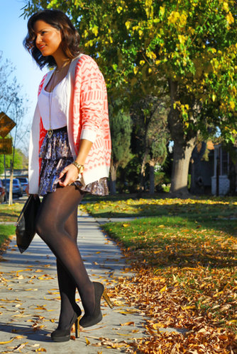 Blogger Style Challenge : Out with Charlotte