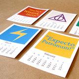 Traveling Through Time: The Geekiest 2014 Calendars