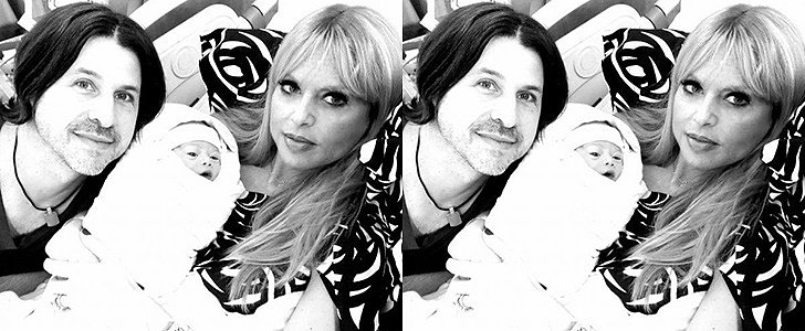 Rachel Zoe Shares First Picture of New Son Kaius Jagger