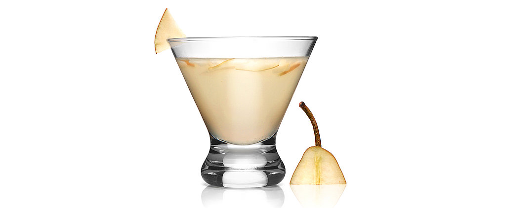 Healthy Mixology: Pear-Ginger Rum Runner