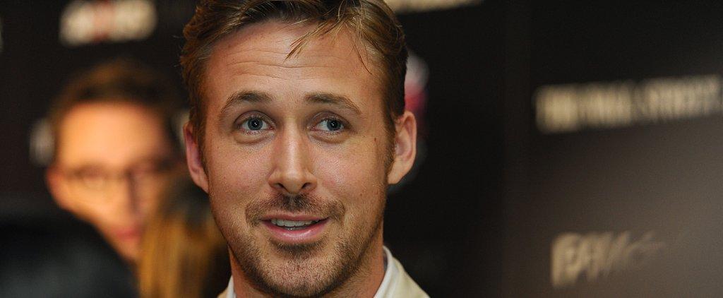 We're Still Smitten With Ryan Gosling's Best 2013 Moments