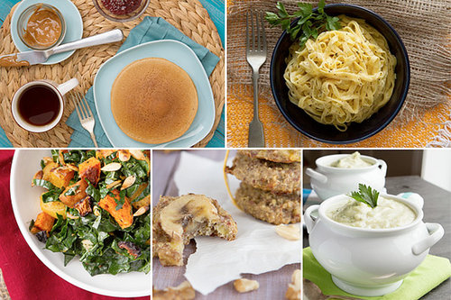 Top Gluten-free, Paleo & Vegan Recipes of 2013