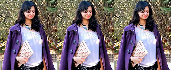 How to Get Away With Wearing Sequins During the Day