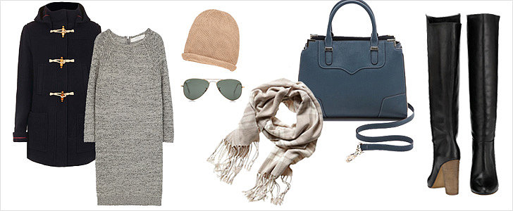 The Easy Trick to Styling Your Sweater Dress