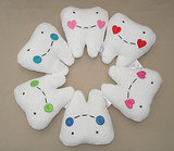Baby Toothy the Tooth Fairy Pillow
