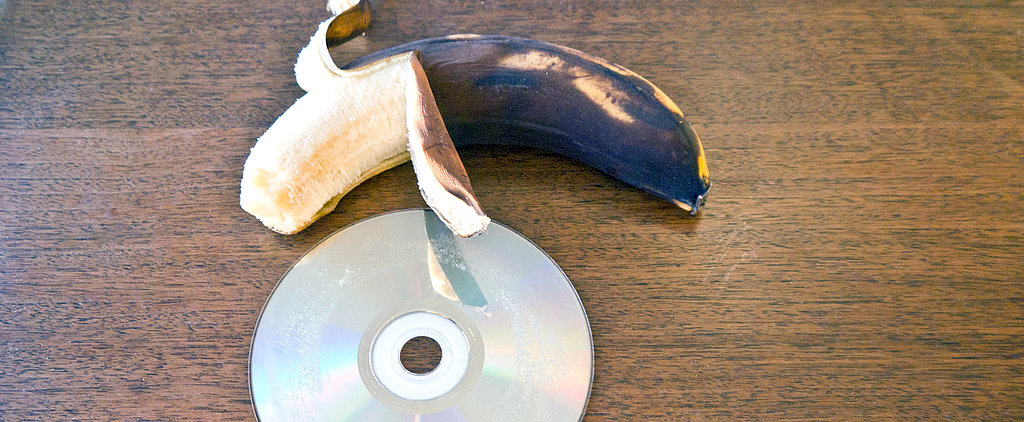 Does It Work? Banana vs. the Scratched DVD