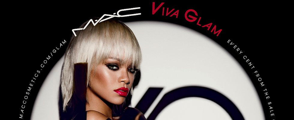 You Can Finally Buy Rihanna's New Red MAC Viva Lipstick