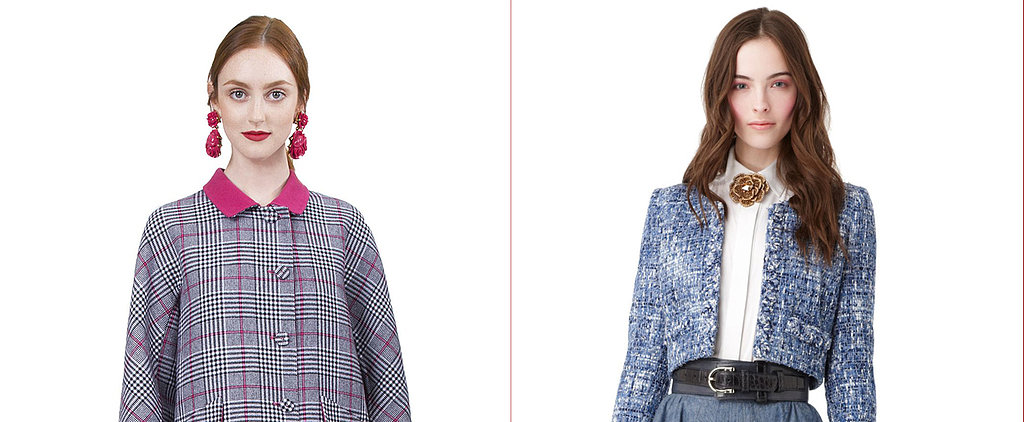 The One Catch to Oscar de la Renta's New Affordable Coats . . .