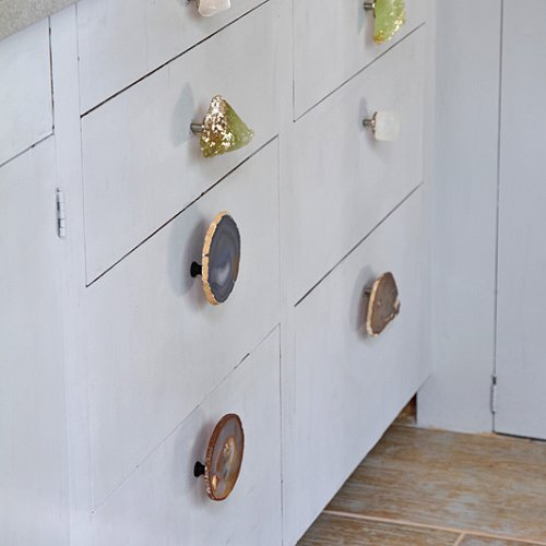 DIY Jewelry For Your Cabinets