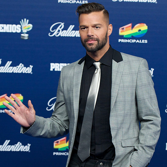 Ricky Martin Is Single, Splits From Long-Term Boyfriend