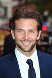 Bradley's gorgeous eyes stood out against his navy suit and tie at the UK premiere of The Hangover in June 2009.