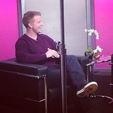Bachelor Sean Lowe stopped by our LA office.