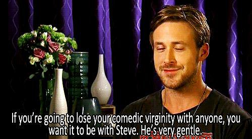 The Talking About Virginity Makes Me Blush