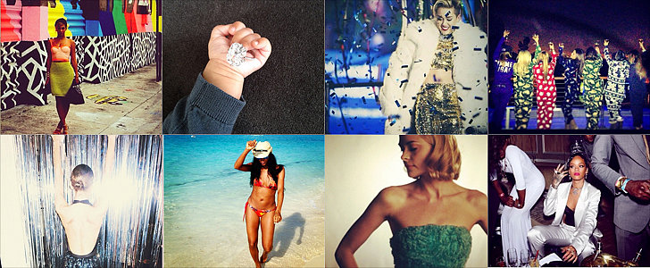Instagram Welcomed 2014 With Flash and Sparkle