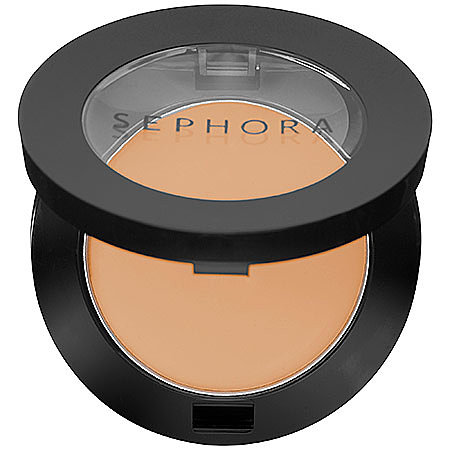 Sephora Perfecting Cover Concealer ($15) adds a touch of radiance for a glowing complexion.