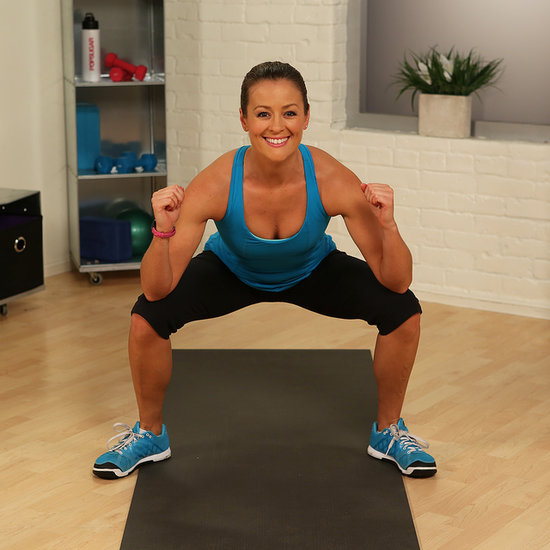 How To Tone Your Thighs And Inner Thighs 60 Second Challenge