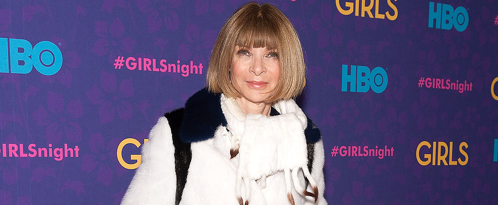 You Have to See What Anna Wintour Wore to the Girls Premiere