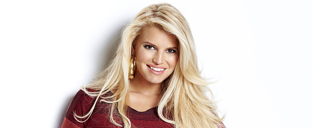 Jessica Simpson Has Some Words For Her Weight Critics