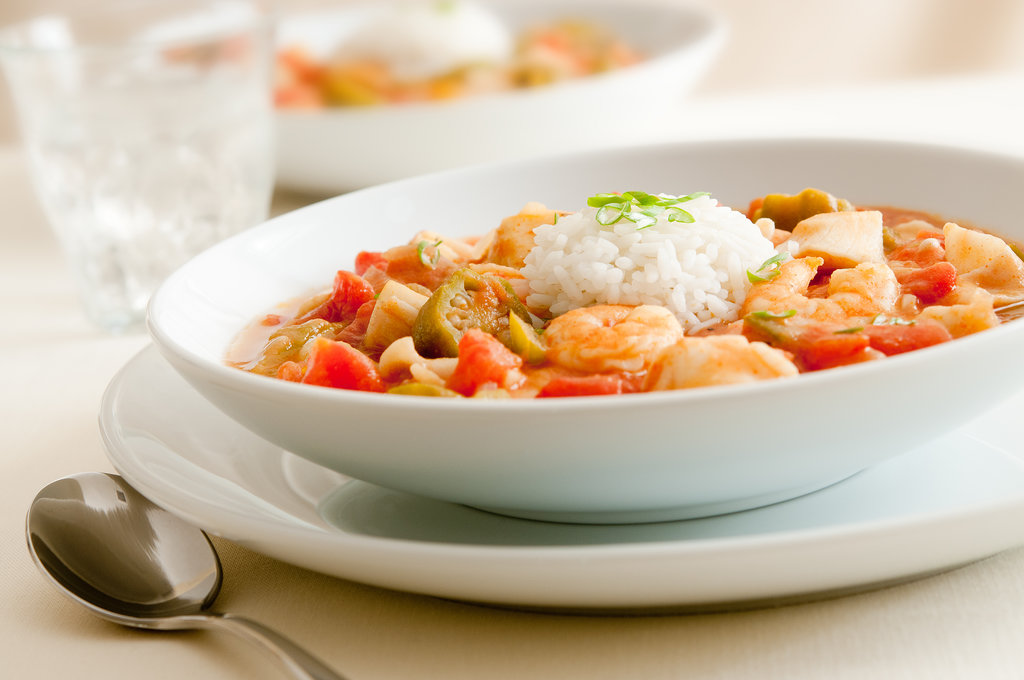 New Orleans Seafood Gumbo