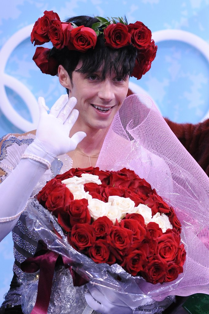 Johnny Weir Comes Back as a Commentator