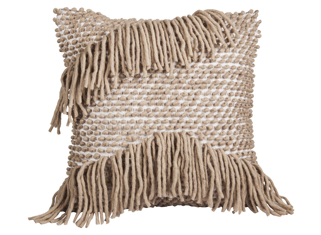 Decorative Woven Pillow ($35)