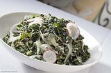 Kale Caesar Salad, The Boarding House, Chicago