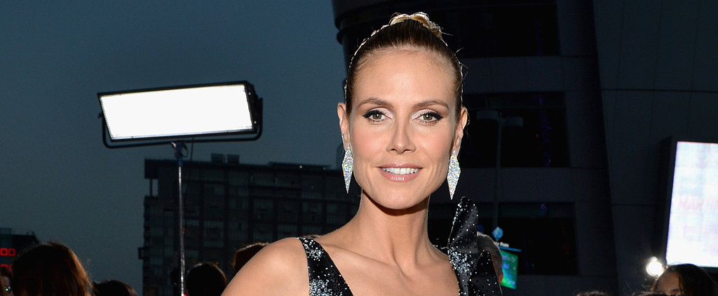 You Can Count on Heidi Klum to Deliver High Drama