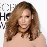 Naya Rivera Hair and Makeup at People's Choice Awards 2014