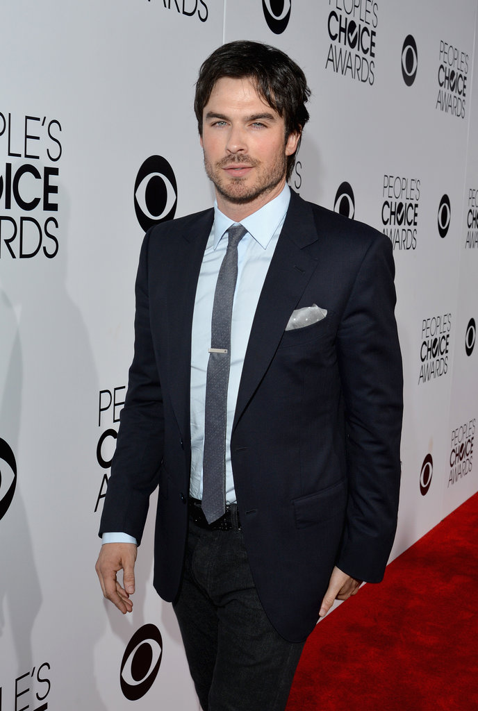 Well, Look Who Smoldered His Way Into the People's Choice Awards