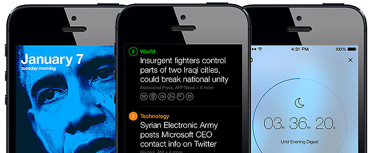 The Latest Yahoo App Is Every News Junkie's Dream