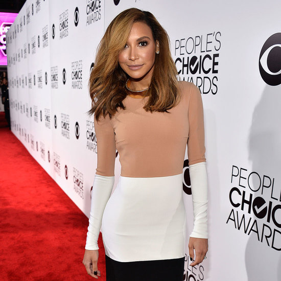 360 Degrees of Naya Rivera's Very Sexy Dress