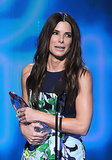 Sandra Bullock Defies Gravity With 4 Awards — and Zac Efron