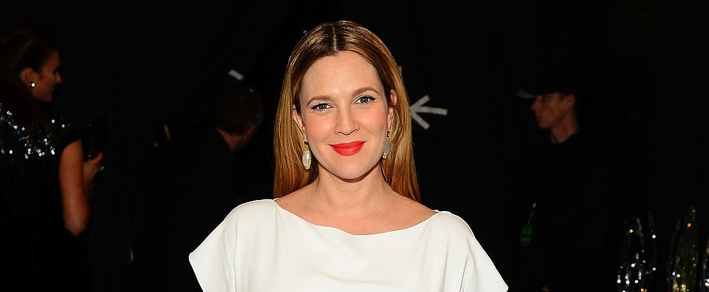 Are You Digging Drew Barrymore's Maternity Style at the PCAs?