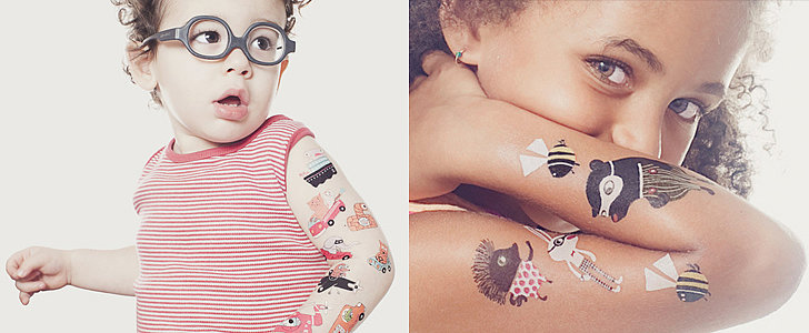 Tats For Tots! The Coolest Temporary Tattoos For Kids
