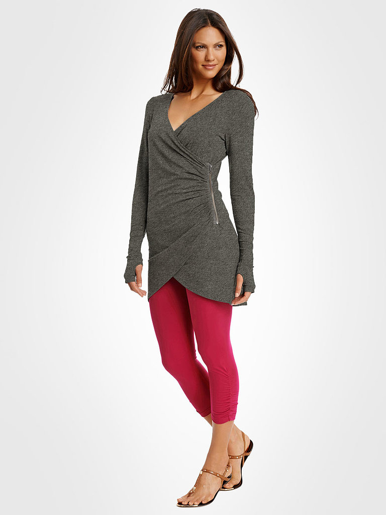 Zobha Zip Wrap Tunic