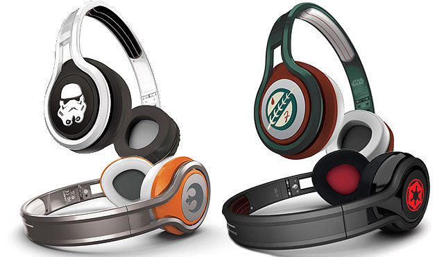 Star Wars Headphones by 50 Cent