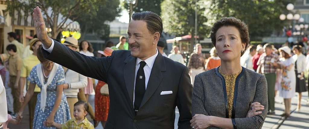 P.L. Travers, Saving Mr. Banks
